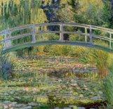 Lienzo Puente Japones de Monet