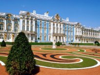 Lienzo Catherine Palace St. Petersburg Russia