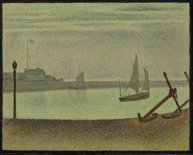 Murales The Channel at Gravelines