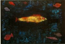 Murales The Golden Fish