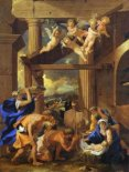 Murales Adoration of the Shepherds