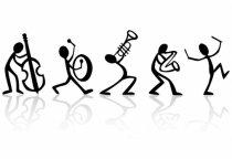 Murales Banda de musica