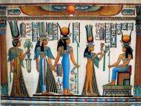 Murales Arte egipcio