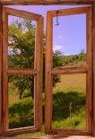 Murales ventana
