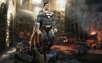 Lienzo superman