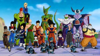 Murales Dragon Ball-Z