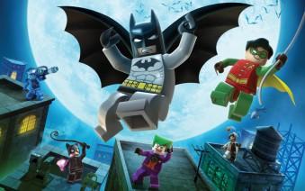 Murales Lego Batman