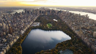 Fotomural Central Park, New York