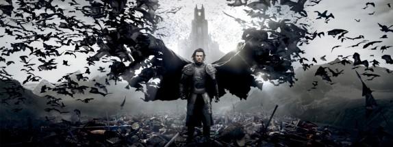 Murales Dracula Luke Evans