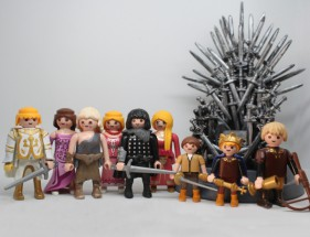 Murales Juego De Tronos Lego
