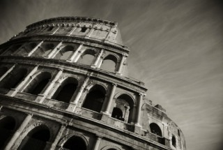 Fotomural Coliseo roma