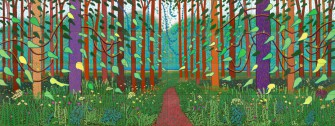 Llegada_de_la_primavera_David_Hockney