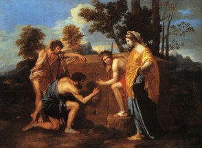 Murales The Arcadian Shepherds