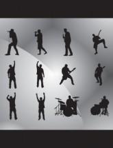 Murales Posturas rock