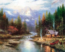 Murales paisaje