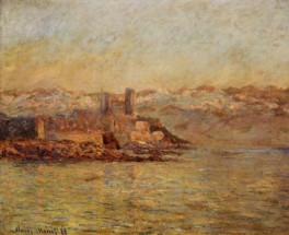 Murales antibes and the maritime alps