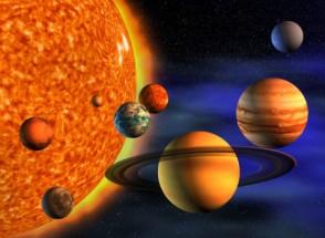 Murales sistema solar